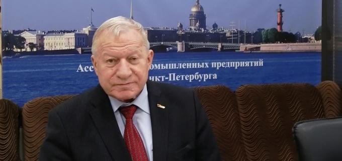 Президент АПП СПб Радченко В.А.