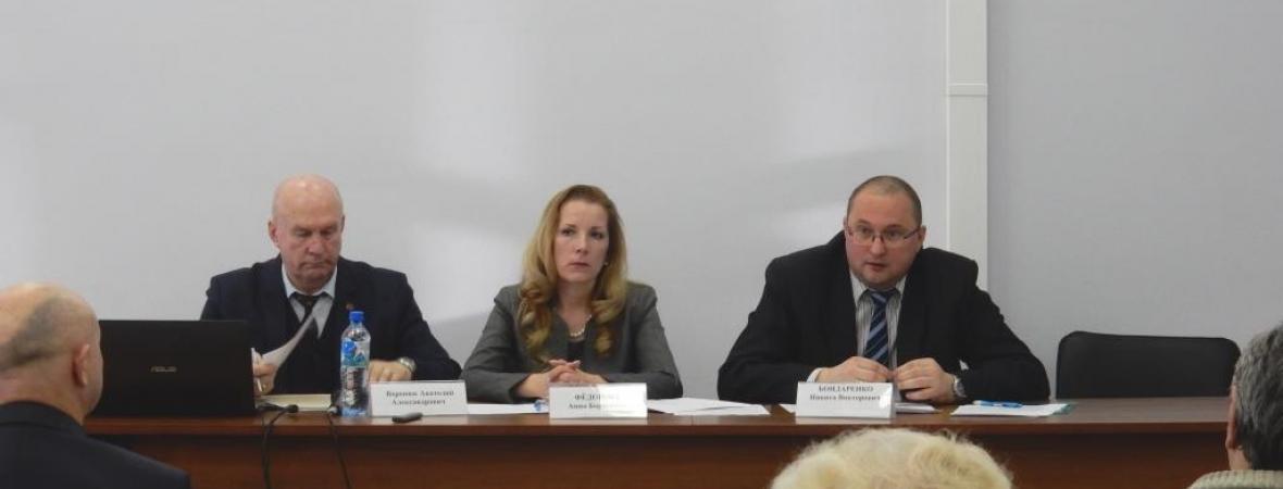 Президиум Cекции главных инженеров АПП СПб