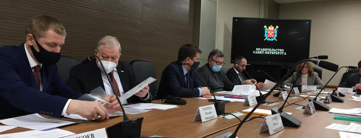 Президент АПП СПб Радченко ВА принял участие в заседании Президиума Штаба по улучшению условий ведения бизнеса в СПб