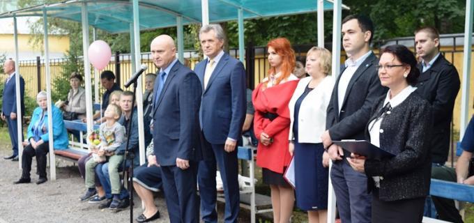Генеральный директор АПП СПб поздравил Малоохтинский колледж с началом нового учебного года.
