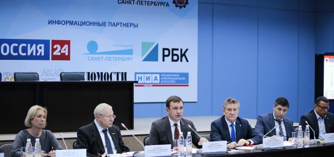 Президиум Общего собрания АПП СПб 18.04.2018