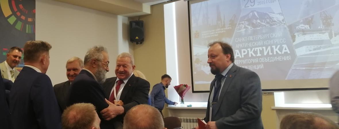 конгресс в точке кипения АПП СПб