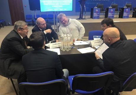 Громов А.Л участвует в работе Композитного форума в качестве эксперта